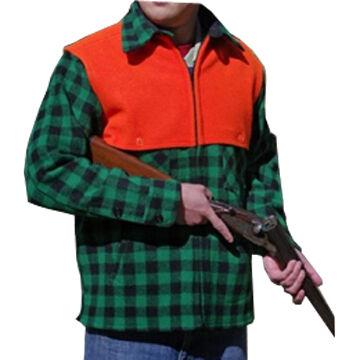 Johnson Woolen Mills Blaze Cape Jac Shirt