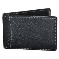 Buxton Men's Dopp Hudson RFID Front Pocket Flip Clip