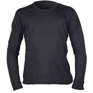Hot Chillys Youth Pepper Skins Crew-Neck Top