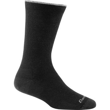 Darn Tough Vermont Womens Solid Crew Sock