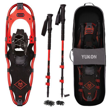Yukon Charlie Advanced Spin Series Snowshoe Kit