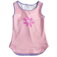 Chooze Girls' Racer Tank Top
