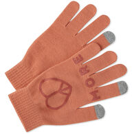 Life is Good Women's Love Texting Glove