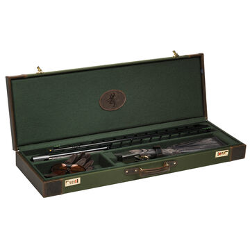 Browning Cynergy Classic Trap Adjustable Comb 12 GA 32/34 Combo Unsingle-O/U Shotgun