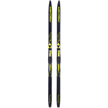 Fischer Childrens Sprint Crown XC Ski w/ Junior IFP Binding - 17/18 Model
