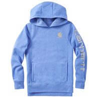 Carhartt Girls' Heather Fleece Sweatshirt