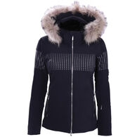 Descente Women's Reagon Jacket with Fur