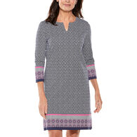 Coolibar Women's Oceanside UPF 50+ Tunic Dress