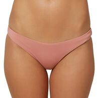 O'Neill Women's Saltwater Solids Classic Bikini Bottom