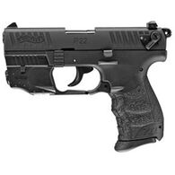 """Walther P22Q Laser Set 22 LR 3.4"""" 10-Round Pistol"""