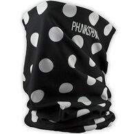 Phunkshun Wear Women's Polka Dots Double Layer Facemask