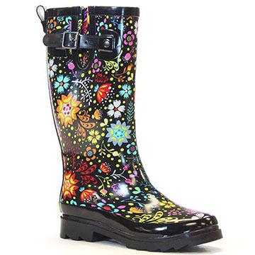 Western Chief Womens Garden Play Rain Boot