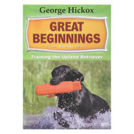 D.T. Systems Great Beginnings - Training the Upland Retriever DVD