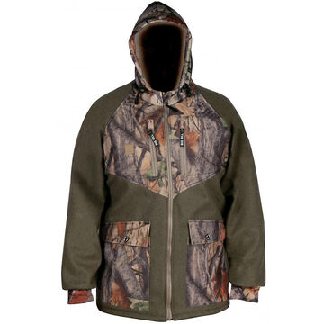 Codet Mens Big Bill Archery Merino Wool Jacket