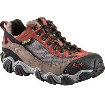 Oboz Mens Firebrand II Waterproof Low Hiking Boot