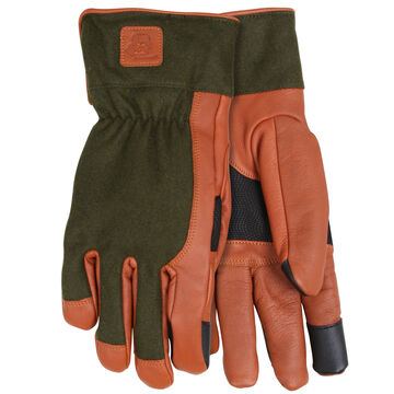 Mad Bomber Mens Wool Bomber Glove