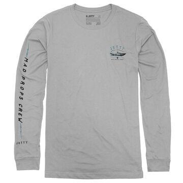 Jetty Life Mens Garvey UV Long-Sleeve Shirt