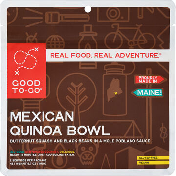 Good To-Go Mexican Quinoa Bowl - 1 Serving