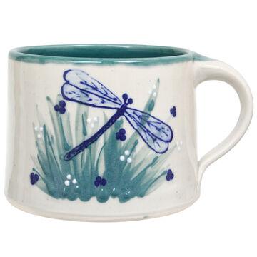 Great Bay Pottery Handmade Stoneware Soup Mug