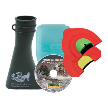 Primos Randy Anderson Mouth Call Howler Pak