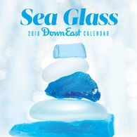 Sea Glass: 2018 Down East Wall Calendar by David Butler