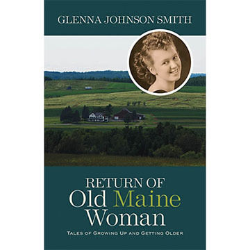 Return Of Old Maine Woman By Glenna Johnson Smith