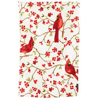 Stonewall Kitchen Cardinal Tea Towel