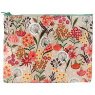 Blue Q Women's Dandelion Zipper Pouch
