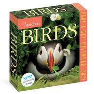 Audubon Birds 2021 Page-A-Day Calendar by National Audubon Society
