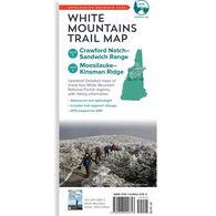 AMC White Mountains Trail Map: Map 3-4: Crawford Notch-Sandwich Range and Moosilauke-Kinsman