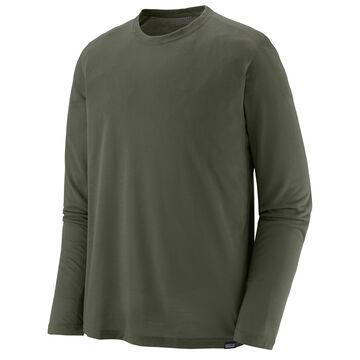 Patagonia Mens Capilene Cool Trail Long-Sleeve Shirt