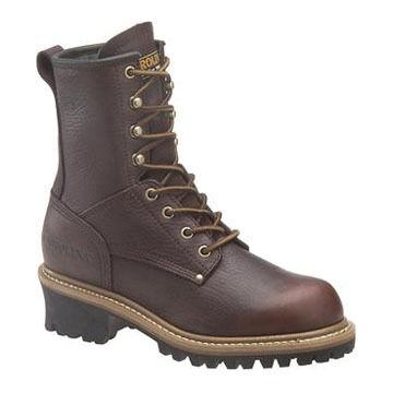 Carolina Womens Elm 8 Logger Boot