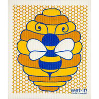 Wet-it! Swedish Cloth - Honey Bee