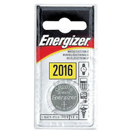 Energizer Coin Lithium 2016 Battery - 1 or 2 Pk.