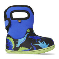 Bogs Infant/Toddler Boys' Baby Bogs Dino Rain Boot