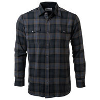 Mountain Khakis Men's Christopher Fleece-Lined Long-Sleeve Shirt