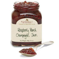 Stonewall Kitchen Raspberry Peach Champagne Jam, 13 oz.