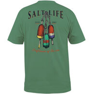 Salt Life Men's Craftsmen Buoys Short-Sleeve T-Shirt