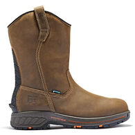 Timberland PRO Men's Helix HD Composite Toe Pull-On Work Boot