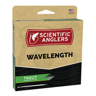 Scientific Anglers Wavelength Trout WF5F Floating Fly Line - Discontinued Model