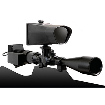 NiteSite Wolf Scope-Mounted Night Vision System