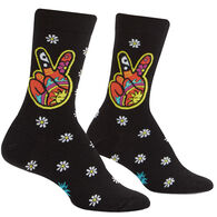 Sock It To Me Women's Dream of the '90s Crew Sock
