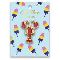 Cape Shore Enamel Lobster Pin