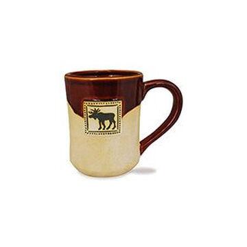 Cape Shore Maine Moose Potters Mug