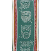 Kay Dee Designs Spice Road Owl Jacquard Tea Towel