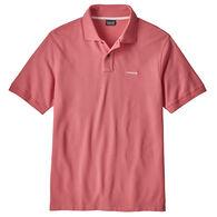 Patagonia Men's Belwe Pique Polo Short-Sleeve Shirt