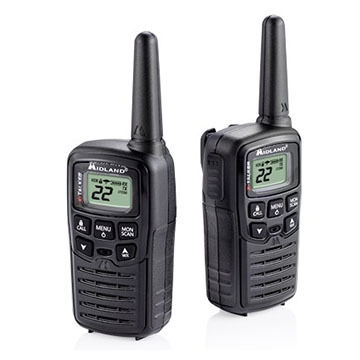 Midland X-Talker T10 Two-Way Radio - 2 Pk.