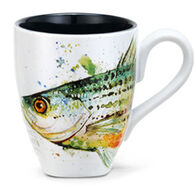 Big Sky Carvers Striped Bass Mug
