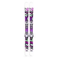 K2 Children's Missy Alpine Ski w/ Fastrack2 7.0 Binding - 14/15 Model