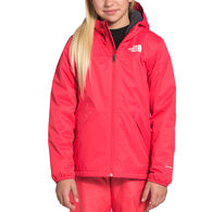 The North Face Girl's Warm Storm Rain Jacket